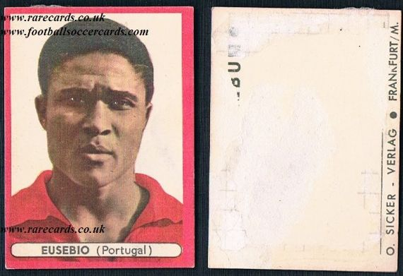 1964 Eusebio Sicker AMR low price